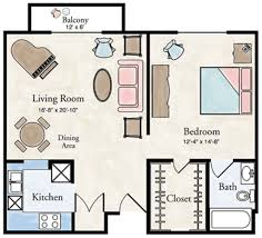 one bedroom floor plan one bedroom apartment plans and designs 10 ideas for one bedroom