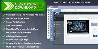 free nulled wordpress admin theme download custom dashboard