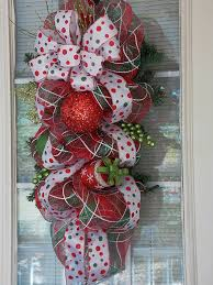 153 best wreaths swags images on swags deco