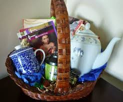 Book Gift Baskets Georgie Lee Writing To The Sound Of Legos Clacking Tea