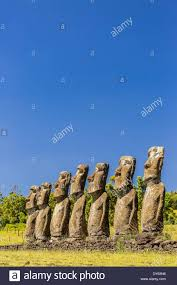 easter island ping pong table anthropologie seven objects stock photos seven objects stock images alamy