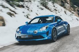 alpine a110 alpine a110 sports car 2017 official pictures alpine a110