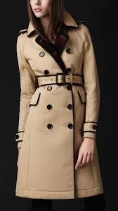 burberry prorsum women bound edge trench coat burberry