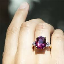 untraditional engagement rings 25 best gemstone engagement rings ideas on colored