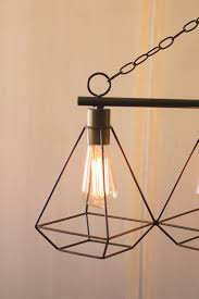 Geometric Pendant Light by Pendants Woodwaves