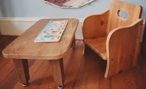 Montessori Weaning Table Table Choosing A Montessori The Prepared Environment