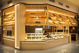 Noble House Design Gold Coast Taka Sushi Our New Design For This Great Sushi Store Interior