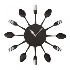 horloge murale cuisine horloge cuisine design avec horloge de cuisine design mignon