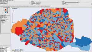 bureau de vote tours l hyperatlas électoral parisien 2007 2012 un outil pour l