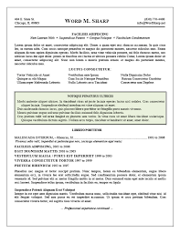 Resume Writers Houston Resume Format Resume Outline