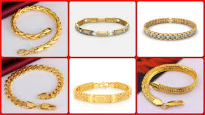 gold man bracelet images Latest gold bracelet designs for men mens bracelets gold designs jpg