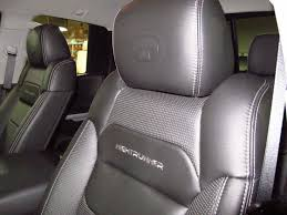 Dodge Ram Seat Upholstery Simple Upgrade Refit Your Pickup With Leather Seats