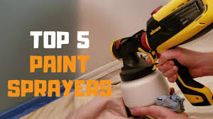 best wagner sprayer for kitchen cabinets best paint sprayer in 2019 top 5 paint sprayers review