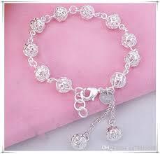 silver child charm bracelet images New arrive beautiful bracelet noble top pretty fashion wedding jpg