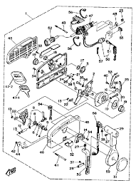 yamaha outboard remote control wiring diagram 1988 yamaha outboard
