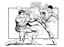 superman karate kid derecdonovan deviantart