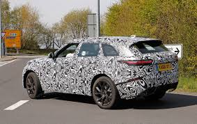 old land rover models new 2019 range rover velar svr spied by car magazine