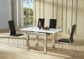 dinning glass dining room table dining table and chairs round