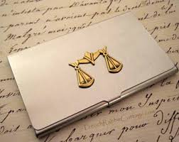 Business Cards Attorney Attorney Gift Lawyer Business Card Case Law Graduate