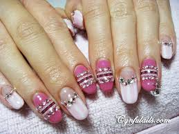 short girly nail designs www sbbb info
