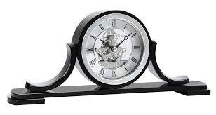 decorating awesome mantel clocks for home interior design
