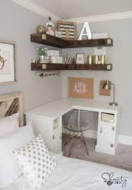 Corner Desk Diy Corner Desk Shanty 2 Chic