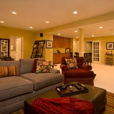 would love a finished basement in the next house house stuff i