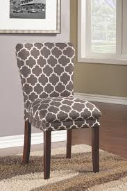 Covered Dining Room Chairs Furniture Gorgeous Patterned Dining Chairs Pictures Patterned