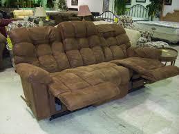 lazy boy leather reclining sofa la z boy barrett leather power