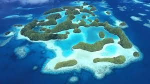 atoll tag wallpapers moorea aqua bungalows water polynesian