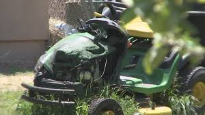 new riding lawn mower catches fire homeowner wants refund 3tv