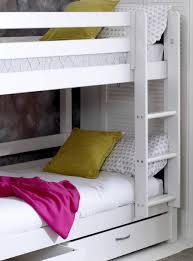 Flexa Bunk Bed Flexa Nordic Bunk Bed 2 Slatted Gable Ends