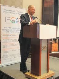 chambre de commerce franco indienne 36ème rencontre annuelle des membres de l ifcci la en