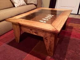 Glass Top Display Coffee Table With Drawers Coffee Tables Decor Glass Top Display Coffee Table Stunning