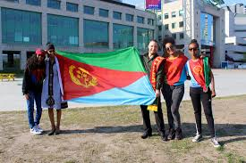 Eritrean Flag Eritrean Independence Day 2016 Silver Jubilee Ottawa Canada