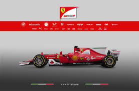 car ferrari 2017 ferrari u0027s 2017 sf70h f1 car ready to be thrown at mercedes