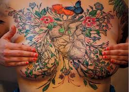 personal ink breast cancer tattoos 2