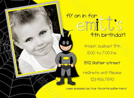 how to make batman birthday invitations u2014 all invitations ideas