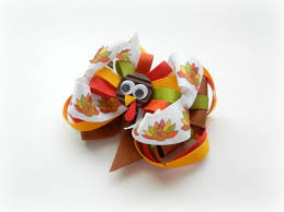 thanksgiving hair bows i like big bows thanksgiving turkey stacked hairbow tutorial