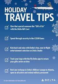 5 travel tips to keep in mind this season delta news hub