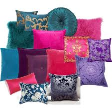 Jewel Tone Home Decor by Jewel Tone Pillows Love The Bottom Left Pillow White And Deep