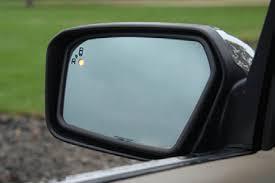 Blind Spot Alert Blindspotting 2012 Ford Explorer Long Term Road Test