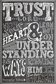 christian posters for youth trust in the lord lifeposters
