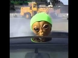 Stoned Alien Meme - stoned alien youtube