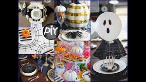 Halloween Table Decorations by 50 Diy Halloween Centerpieces U0026 Table Decorations Ideas For Party