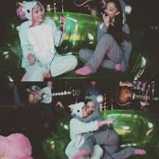 Miley Cyrus Backyard Sessions Download Miley Cyrus Ft Ariana Grande Don U0027t Dream It U0027s Over Backyard