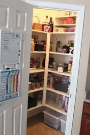 Corner Kitchen Pantry Cabinet by Lighted Corner Pantry Got To Have This Pantry Idea