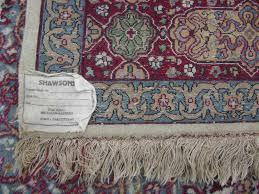 Antique Indian Rugs 100 Kashmiri Silk Carpets Classic Rugs Kashmir Silk
