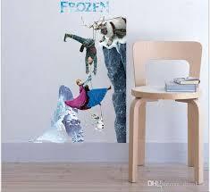 Frozen Kids Room by 2015 New Frozen Wall Stickers Kids Room Decoration Cartoon