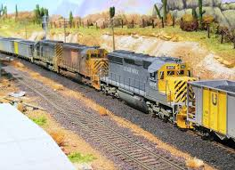 664 best ho layout images on model trains dioramas